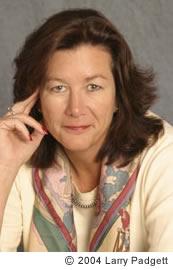 Mary Viginia Swanson, c 2004 Larry Padgett