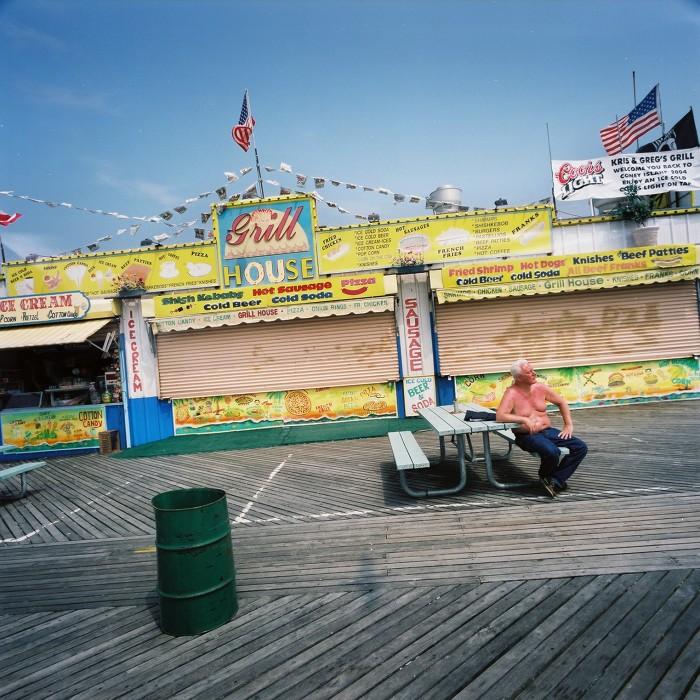 Shannon Brinkman_Grill, Coney Island, 2004