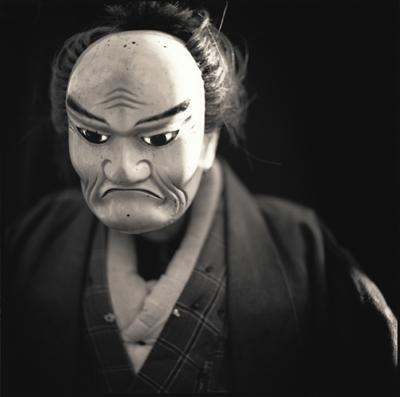 Oniichi, Ena Bunraku, 2009 by Hiroshi Watanabe