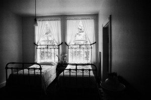 Twin Beds by Renee Allie