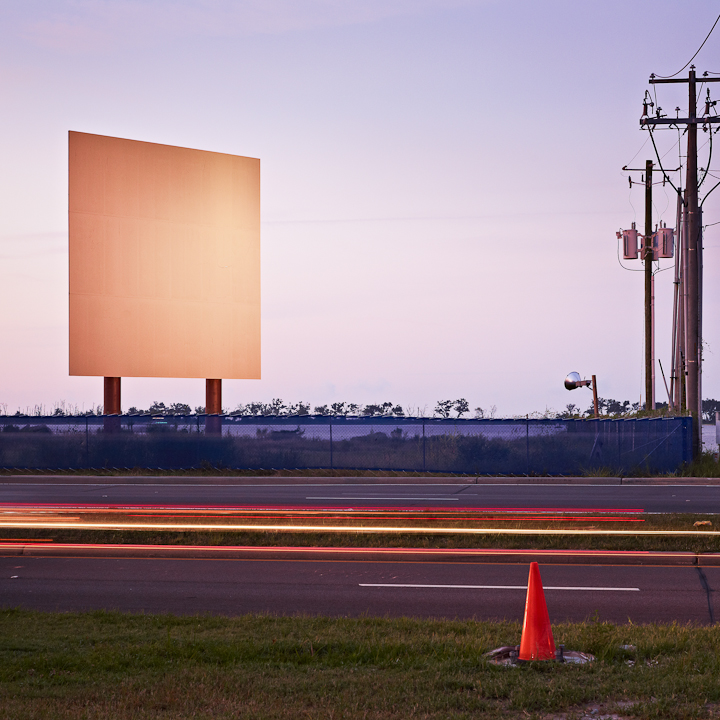 Empty Sign 2 By George Griswold Photonola