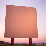 Empty Sign 3 by George Griswold