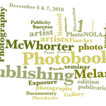 Photobook Publishing Workshop with Melanie McWhorter
