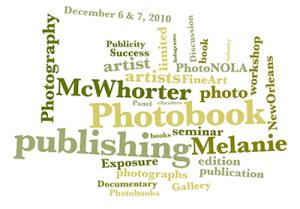 Photobook Publishing Workshop with Melanie McWhorter