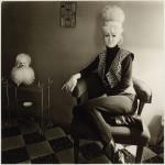 Lady Bartender by Diane Arbus