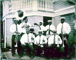 The Hot 8 Brass Band, NOLA by Euphus Ruth