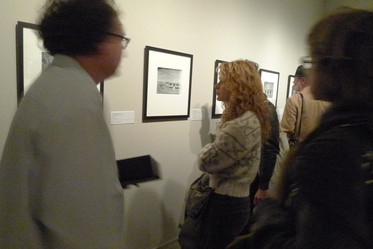 Walker Evans Workshop, Ogden Museum Dec 6th by Bobby Sue Alokhin