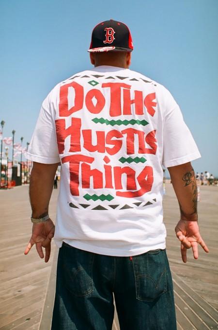 Susan Barnett: Hustle