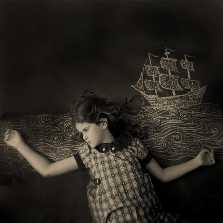 Laura Burlton: Adrift