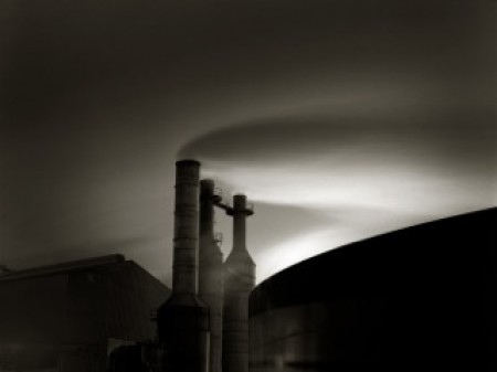 David Armentor: Smoke Stacks II