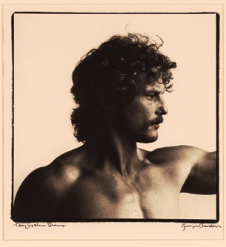 GeorgeDureau: Troy Joshua Brown, 1985