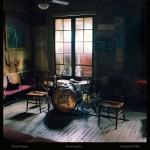 Shannon Brinkman: Preservation Hall Interior, Daytime