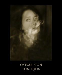 Oyeme Con Los Ojos by Josephine Sacabo - Cover