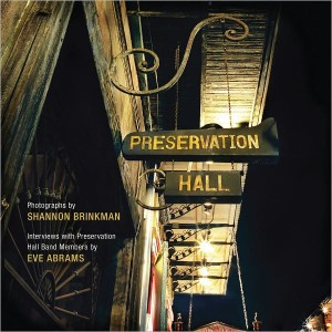 Preservation Hall by Shannon Brinkman - Cover