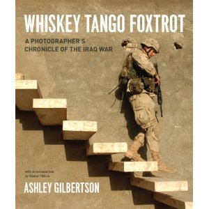 Whiskey Tango Foxtrot by Ashley Gilbertson - Cover