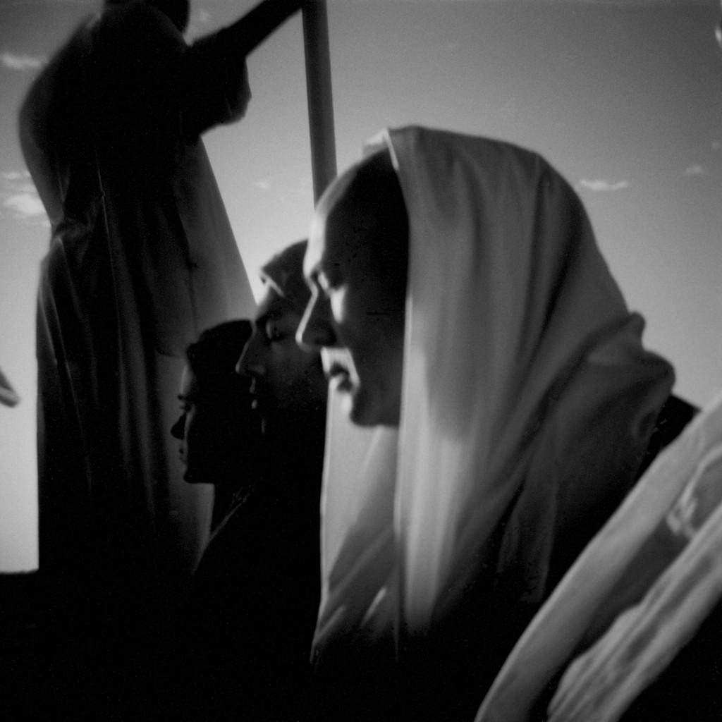 Mary Ann Lynch: Dawn Sail, Egypt  2001