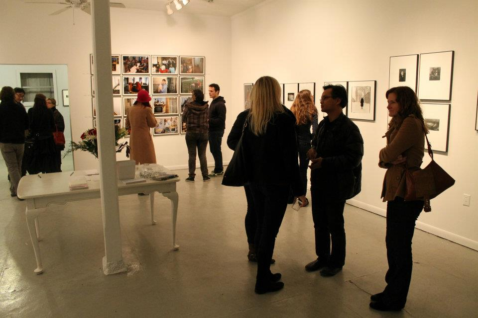 "Loli Kantor's ""There Was A Forest"" exhibition at Antenna Gallery, PhotoNOLA 2011"