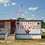 Patriot Fireworks, Chesnee S.C. by Bill Vaccaro