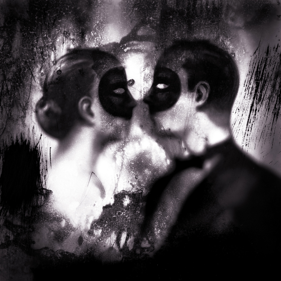 Keith Carter: Masked Couple, 2011