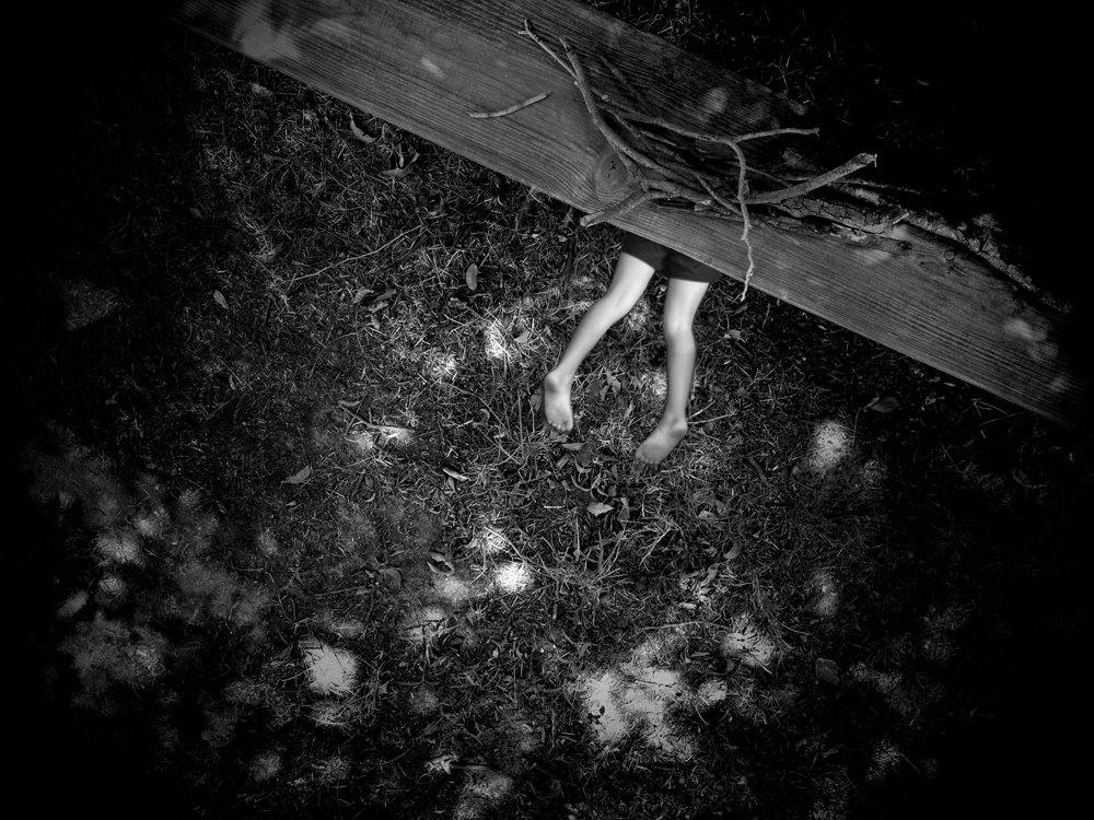 Angela Bacon-Kidwell - Legs and Sticks - from Daily Sums