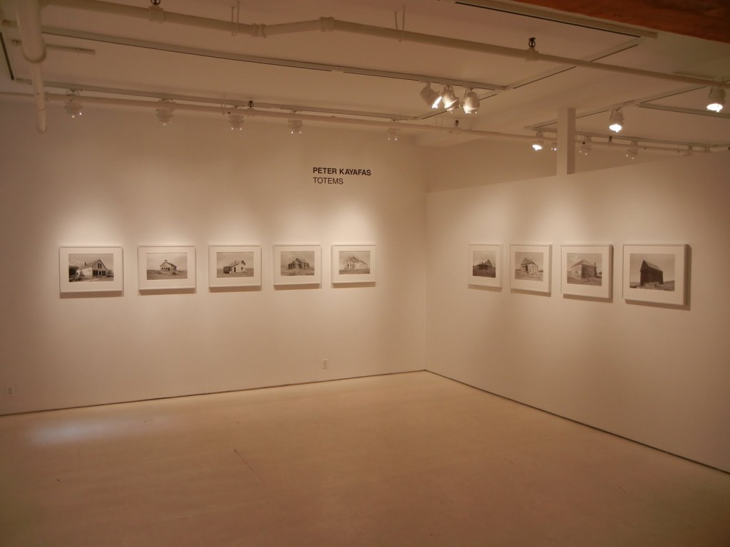 Kayafas exhibition. Image courtesy of Loring Knoblauch, DLK COLLECTION