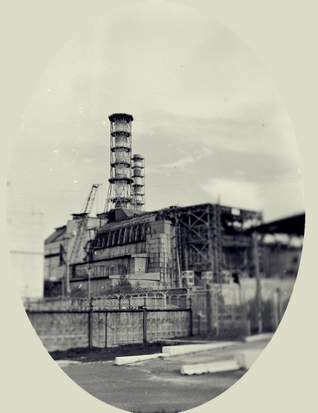Meg Turner - Chernobyl