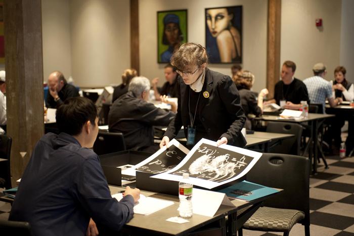 PhotoNOLA Portfolio Review (c) Samuel Portera