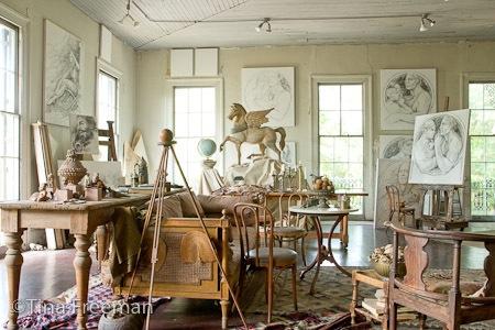 Tina Freeman - Artists Spaces: George Dureau