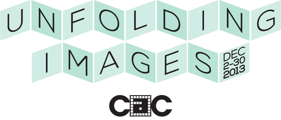 unfolding images logo - cac/ photonola2013