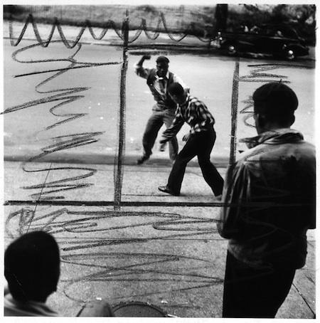 Gordon Parks - Untitled, Harlem, New York, 1948;  Courtesy The Gordon Parks Foundation