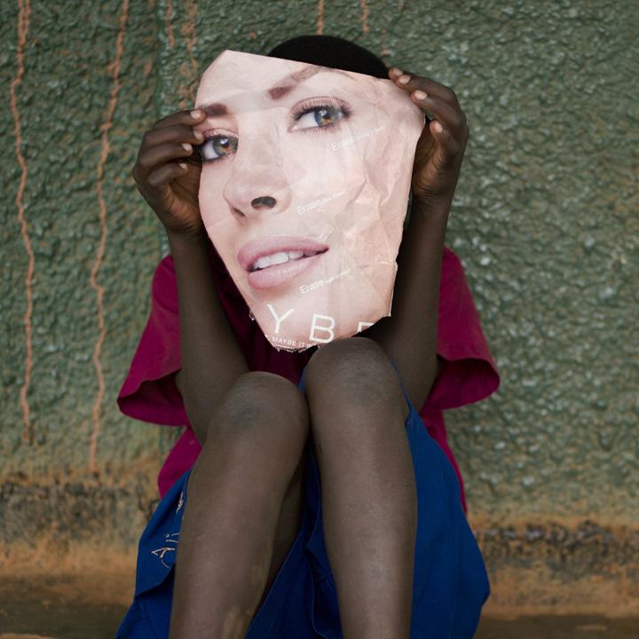 Gloria Baker Feinstein - Maybelline Model