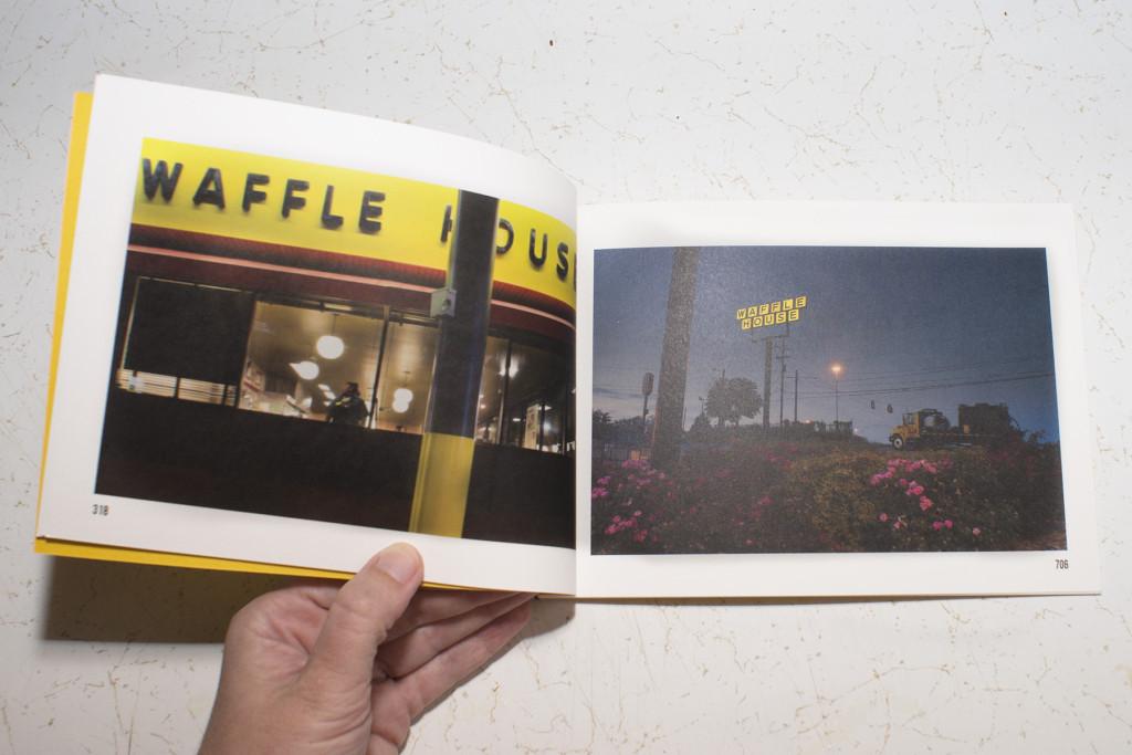 Tammy Mercure's Twelve Nashville Waffle Houses (TCB Press 2013)