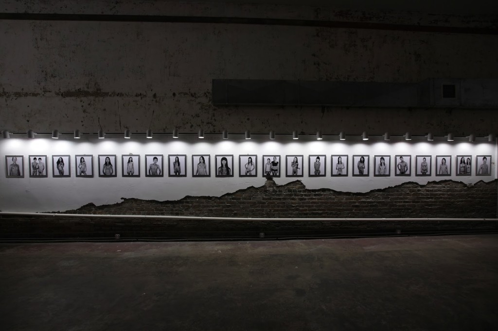 Gerry Yaum exhibition at Zeigeist, PhotoNOLA 2013 (c)Thom Bennett