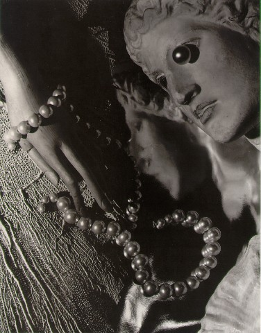 Clarence John Laughlin - A Dream of Pearls, 1940-41