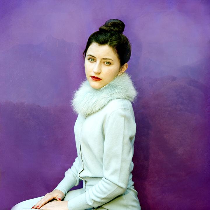 Aline Smithson - Jacklyn in Blue Fur