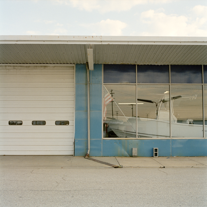Eliza Lamb - Boat Garage