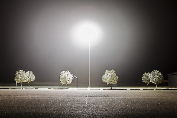 Ashton Thornhill - Plainview Parking Lot