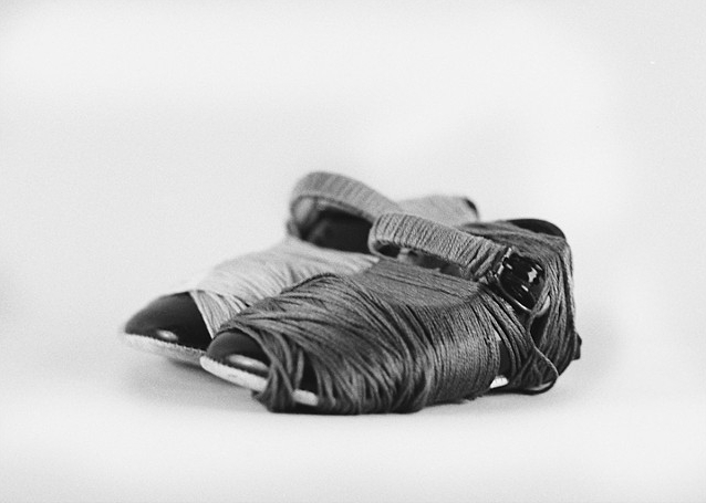 Edna Lanieri - Baby Shoes, 2014