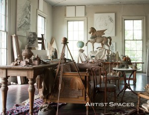 ArtistSpaces Cover