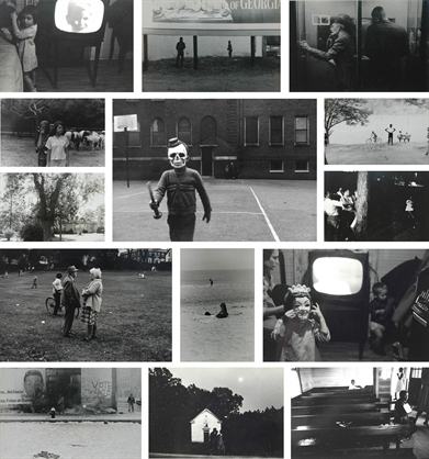 Emmet Gowin - Concerning America and Alfred Stieglitz and Myself