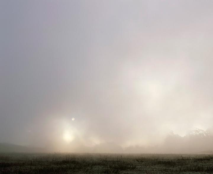 David Armentor - Sunrise at the Cooling Ponds, Cajun Mill, 2012