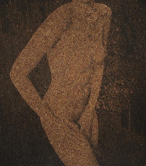 Rodolfo Michel - Standing Woman