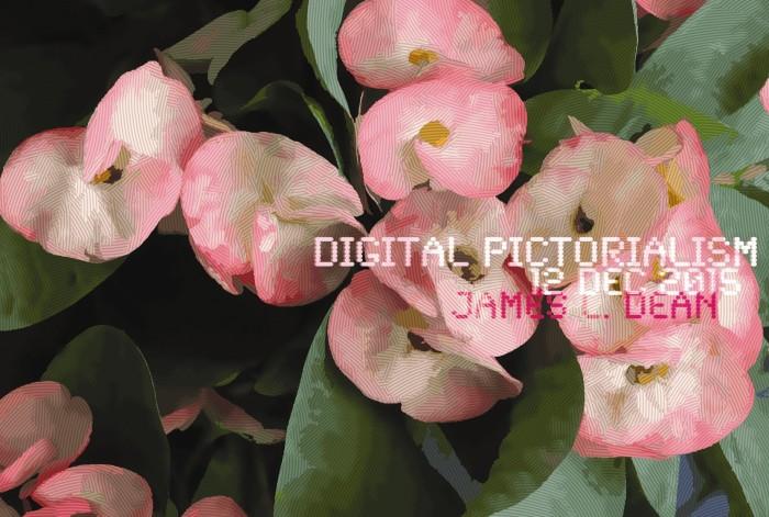 JamesLDean.DigitalPictorialism