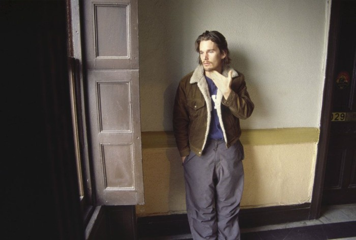 Linda Troeller - Living Inside The Chelsea Hotel - Ethan Hawke