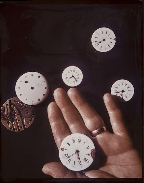 Ilse Bing - My Hand 1957