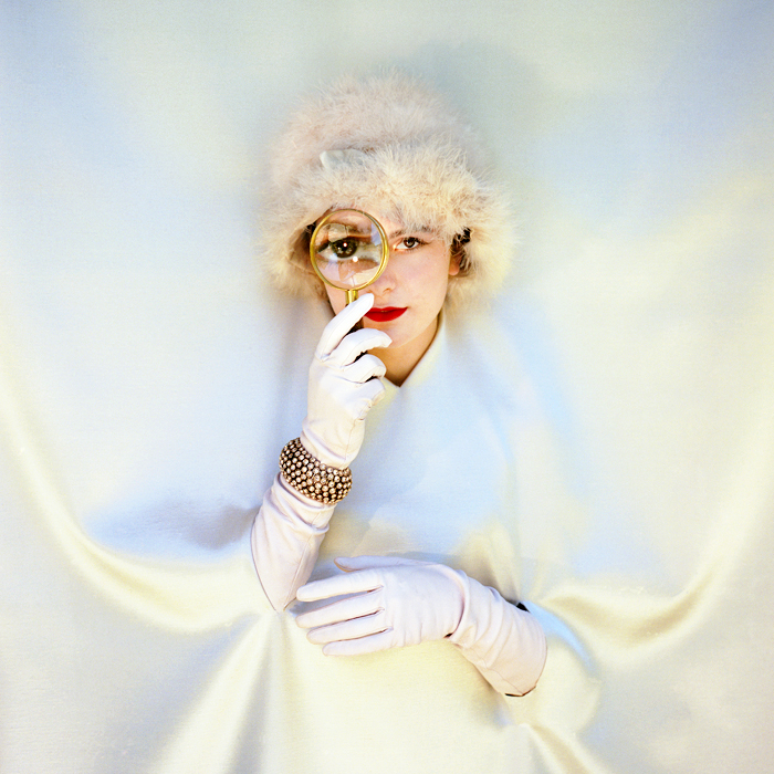 Aline Smithson - Old pink feathers