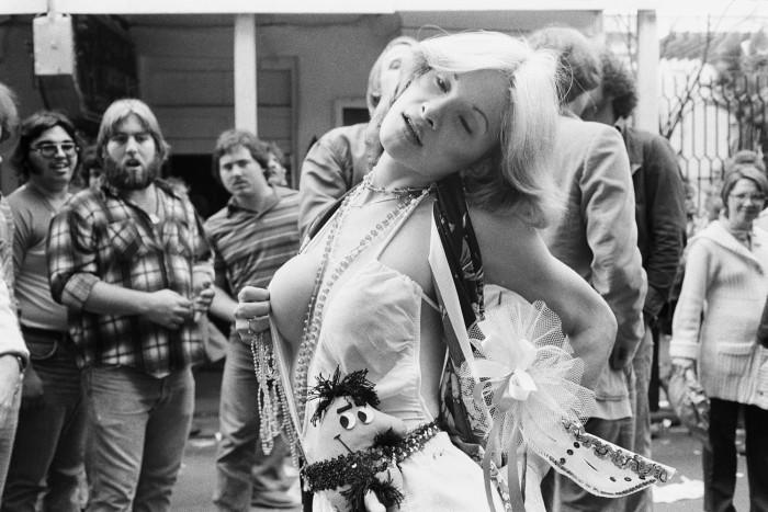 Robbie McClaran - Mardi Gras, New Orleans, 1979 [04]