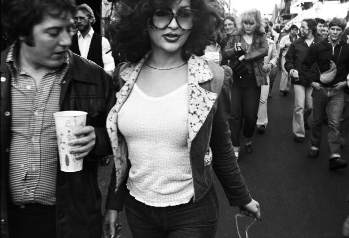 Robbie McClaran - Mardi Gras, New Orleans, 1979 [12]