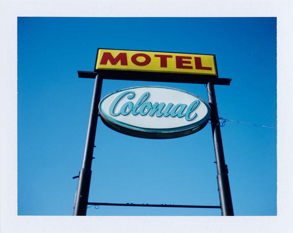 Richard McCabe_Colonial Motel, GA