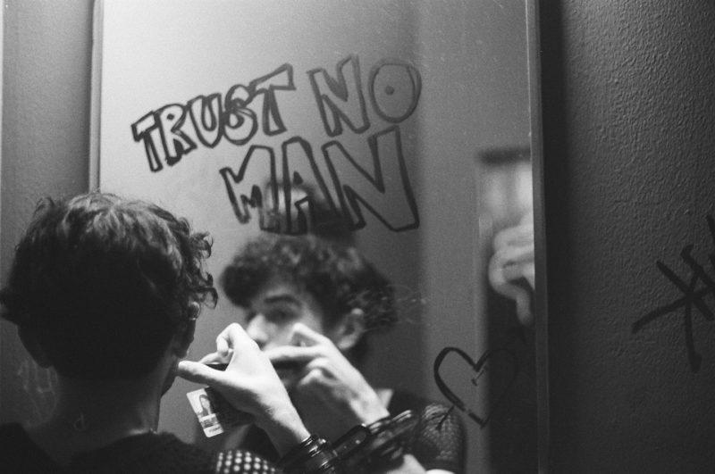 Gabby Steib - Trust No Man